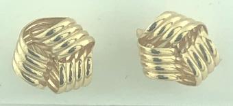 14 Karat Gold/1.0G EARRINGS