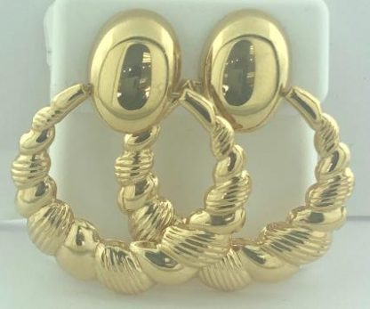 14 Karat Gold/2.9G EARRINGS