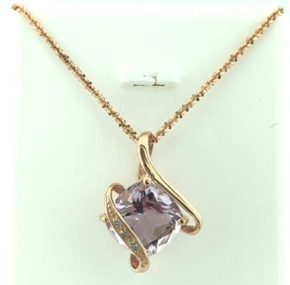 14 Karat Gold/10 Karat Gold/4.9G NECKLACE
