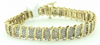 10 Karat Gold/16.1G 4.00CT TDW