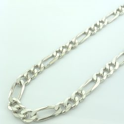 Silver Necklace 61.2G