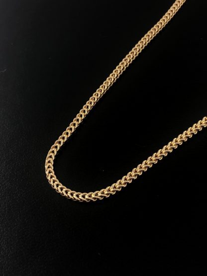 10 Karat Gold/7.1G NECKLACE/SIZE 21""