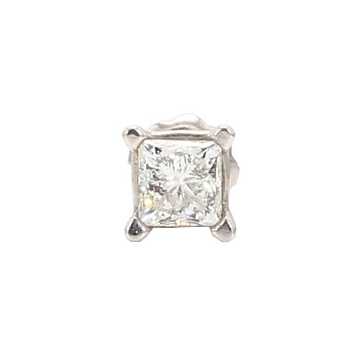 DIAMOND STUD EARRING- 10K GOLD| 0.7G