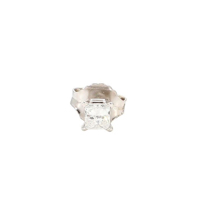 SINGLE STUD EARRING- 14K GOLD| 0.8G