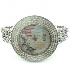 FREEZE FR021 DIAMOND DIAL & BEZEL WATCH