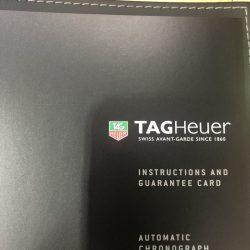 tag warranty CARD
