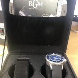 """RGM 300 """"PRO DIVER"""" BLUE SERIES 2"""