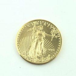 American Eagle Gold Coin 1/10 oz