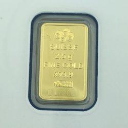 2.5 gram Gold Bar - PAMP