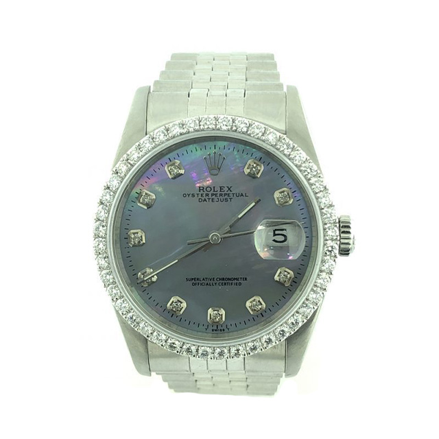Rolex Datejust 36mm| Mother of Pearl Dial | Jubilee Band
