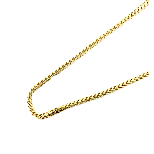 14K YELLOW GOLD NECKLACE/11.5G/SIZE 20""