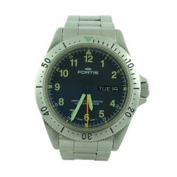 FORTIS OFFICIAL COSMONAUTS AUTOMATIC WATCH