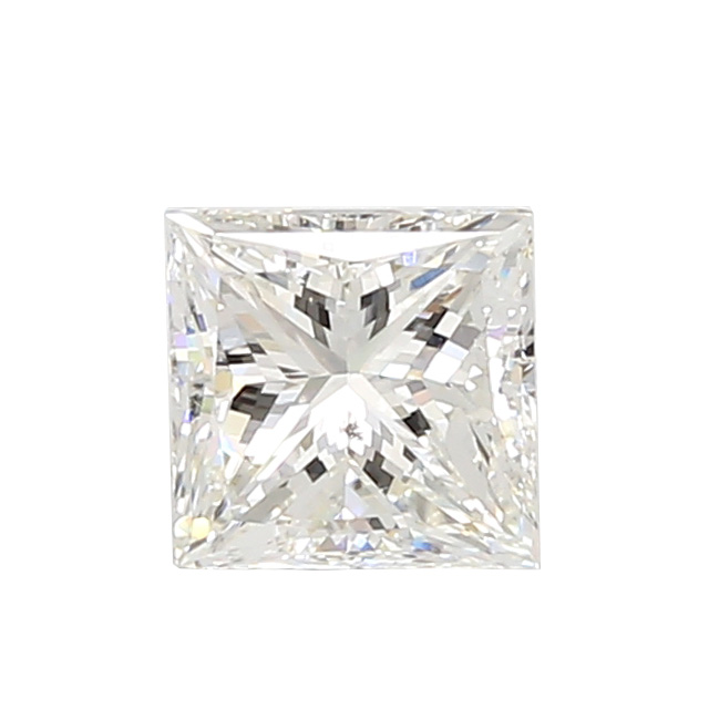 1.50 CARAT PRINCESS CUT DIAMOND- GIA CERTIFIED| COLOR- I| CLARITY- SI1