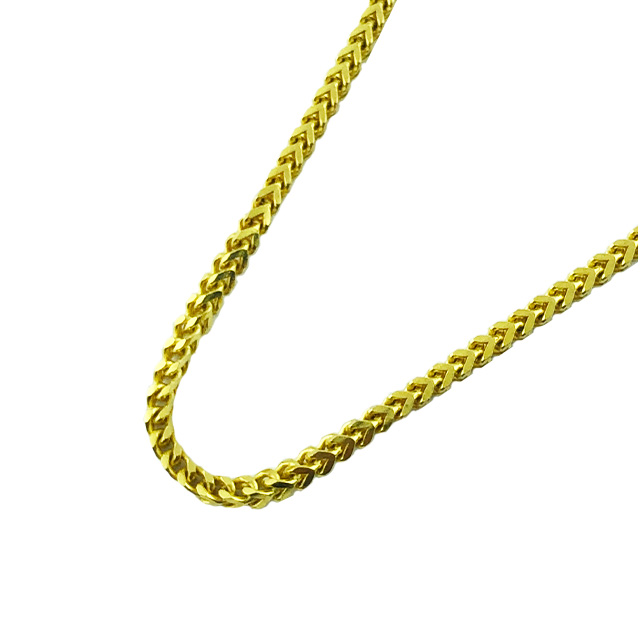 """10K YELLOW GOLD ROPE NECKLACE  11.5 GRAMS WEIGHT  LENGTH 22"""""""