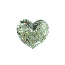 2.06 CARAT HEART SHAPE DIAMOND- GIA CERTIFIED| COLOR- J| CLARITY- VVS2