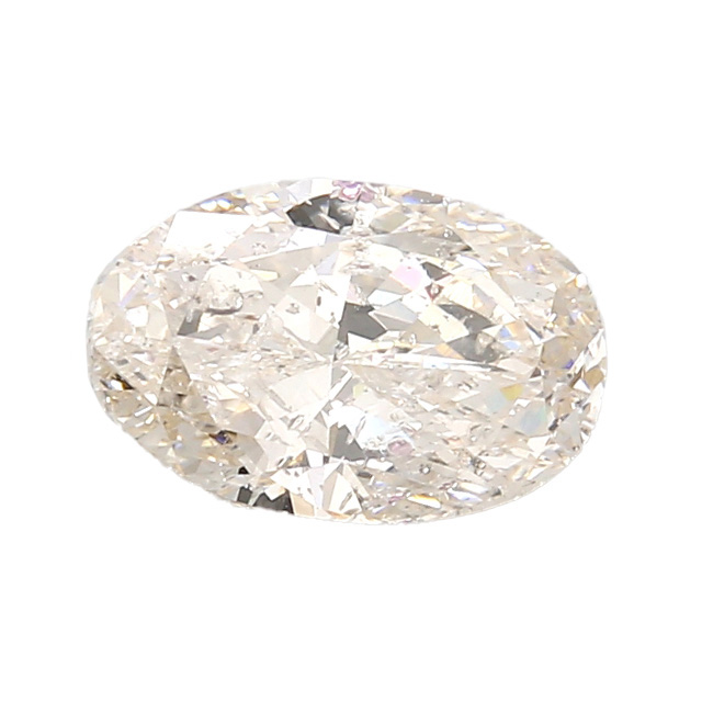3.01 CARAT OVAL CUT DIAMOND- EGL CERTIFIED| COLOR- H| CLARITY- SI2