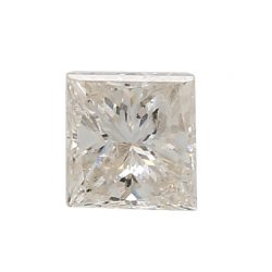 1.17 CARAT PRINCESS CUT DIAMOND| COLOR- H| CLARITY- I1