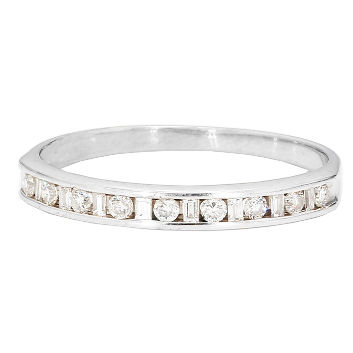 "DIAMOND BRIDAL SET- 14K| 1.8G| SIZE 8"""