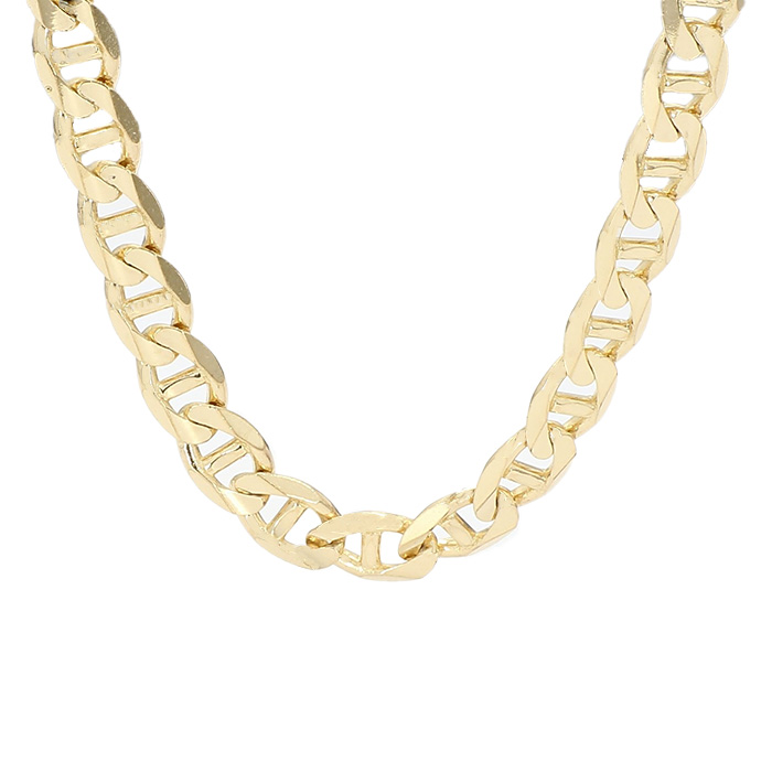 MARINER CHAIN- 14K YELLOW GOLD| 21.5G| LENGTH 24"