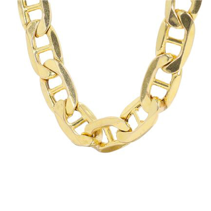"""GUCCI NECKLACE- 14K YELLOW GOLD