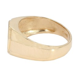 """14K YELLOW GOLD RING