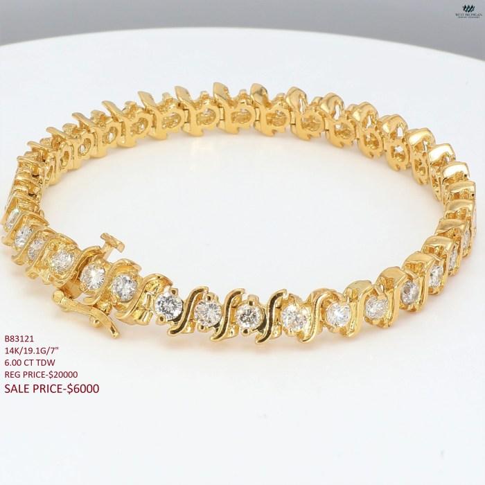 Bracelets  B83121