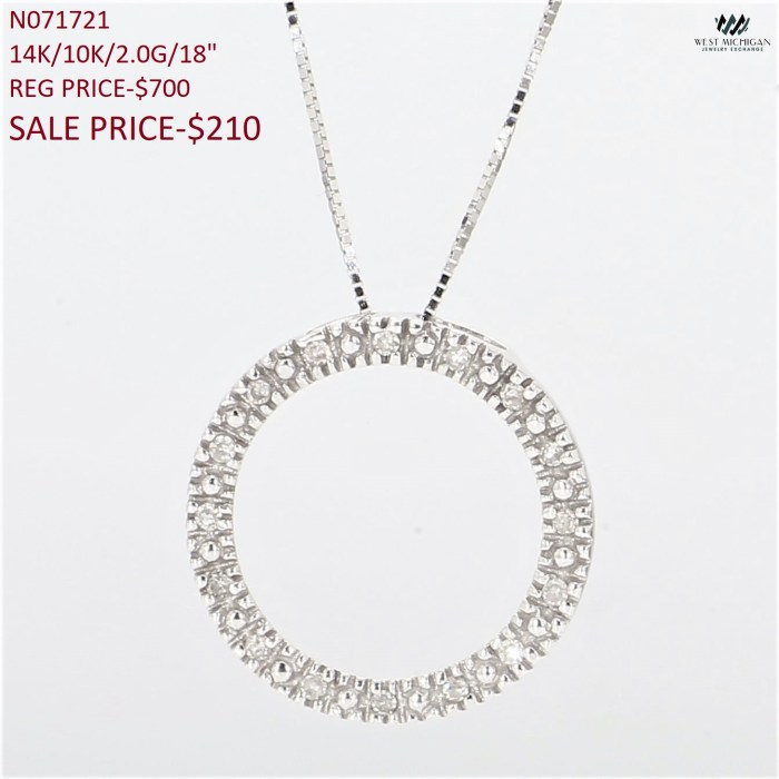 Women's Necklaces  N071721