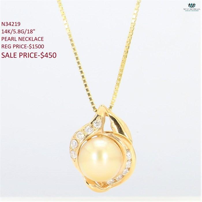 Women's Necklaces Rings   N34219