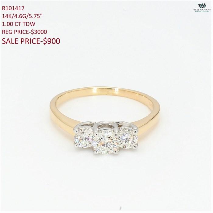 Engagement Ring  R101417