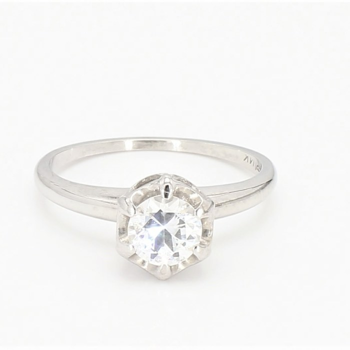 Solitaires old cut Diamond R10754
