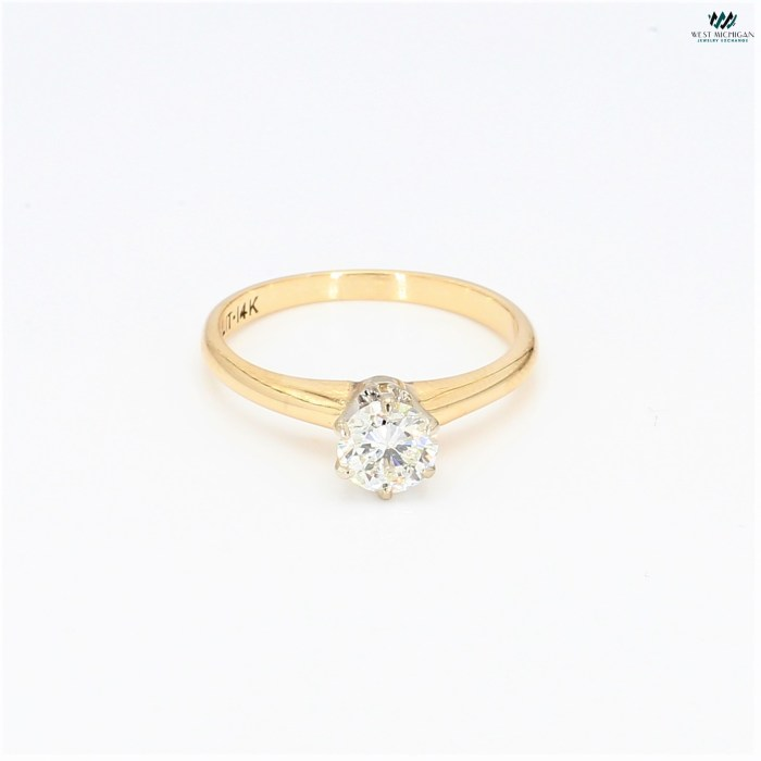 Solitaires  Ring R4481