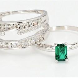 Bridal Sets  R8855B