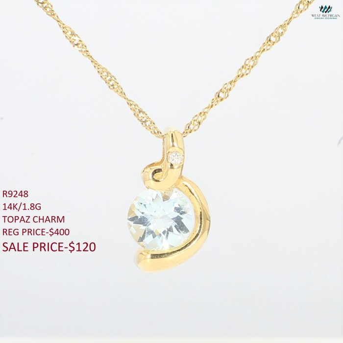 Women's Charms  R9248