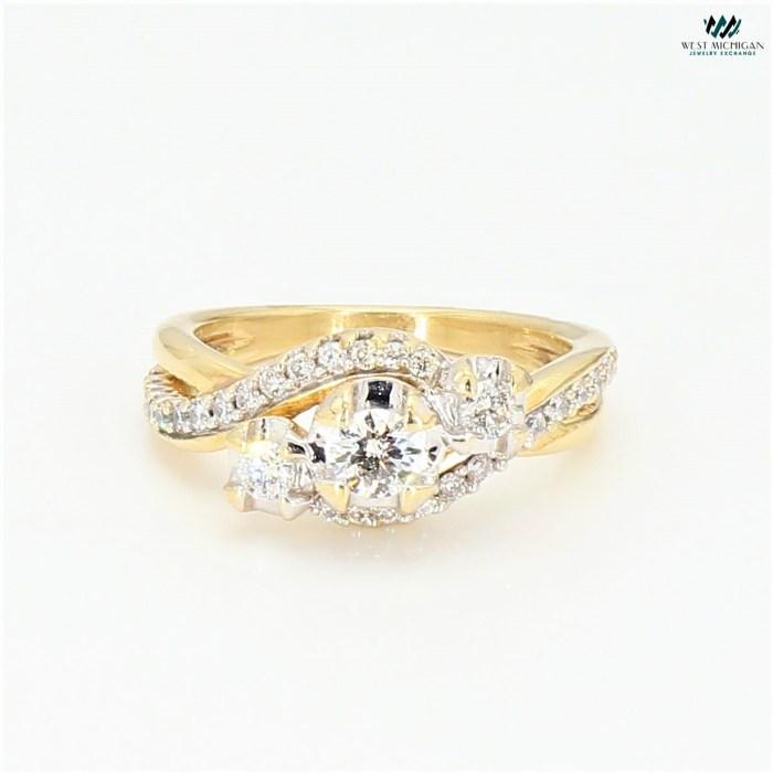 Diamond Ring R10714