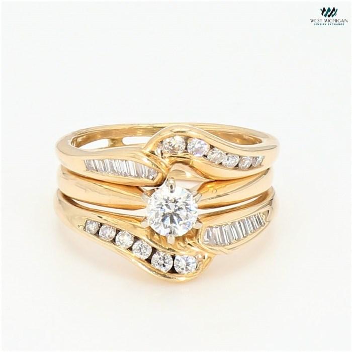 Bridal set R7498A